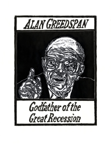Alan Greenspan Chairman of the Federal Reserve, 1987-2006